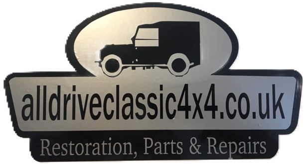 AllDrive Classic 4x4 Sponsors the Welsh Hill Rally 2019