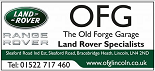 Old Forge Garage Sponsors the Welsh Hill Rally 2018